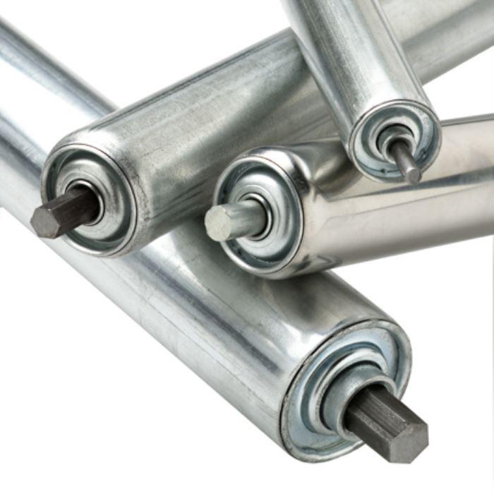 Metal Conveyor Rollers