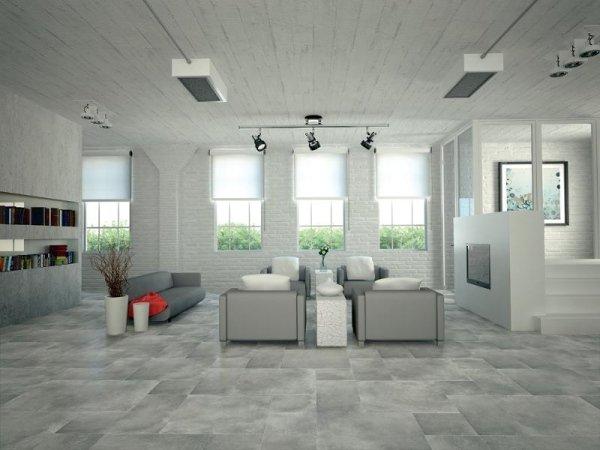 pavimenti Clay cotto Grey