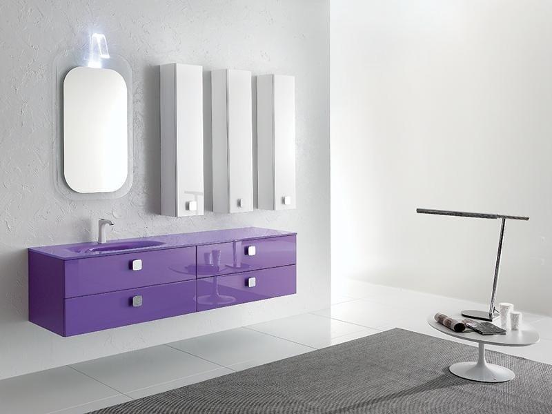 vendita mobili da bagno - bologna - immagina arredo bagno e pavimenti - Arredo Bagno Lilla