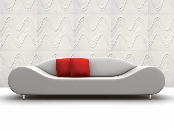 parete rivestimento bianco