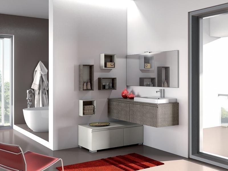 bagno Time mobili e mensole