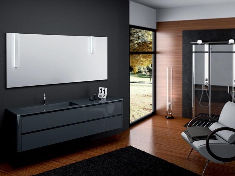 mobili bagno elegante