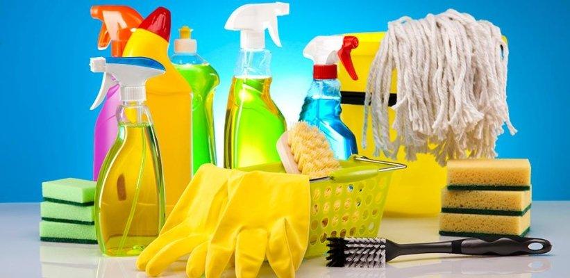 Prodotti di pulizia per la casa
