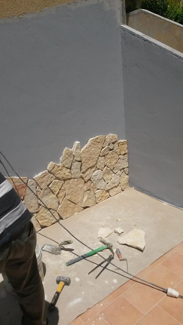 rivestimento pietra naturale