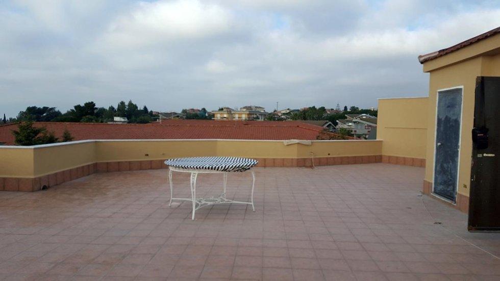 Impermeabilizzazione terrazza