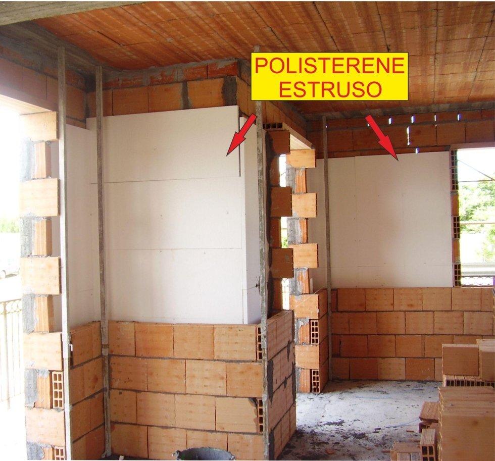 coibendazione pareti interne ed esterne