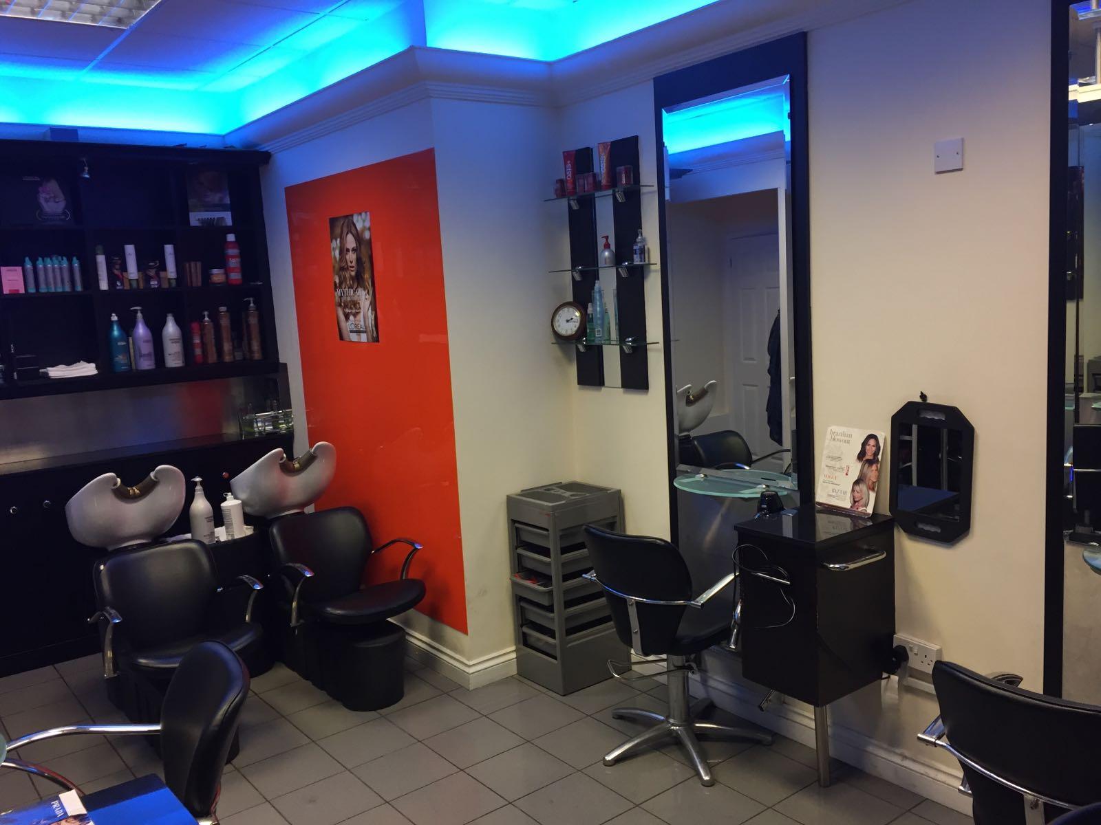 professional salon