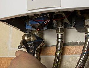Boiler safety checks