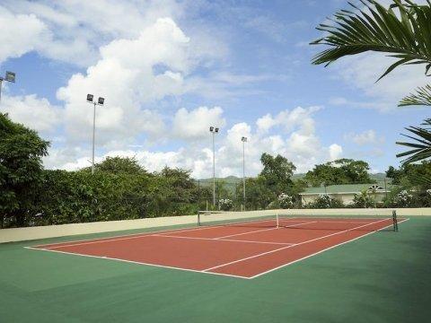 allestimento centri tennis