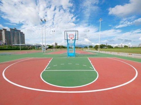 allestimento campi da basket milano