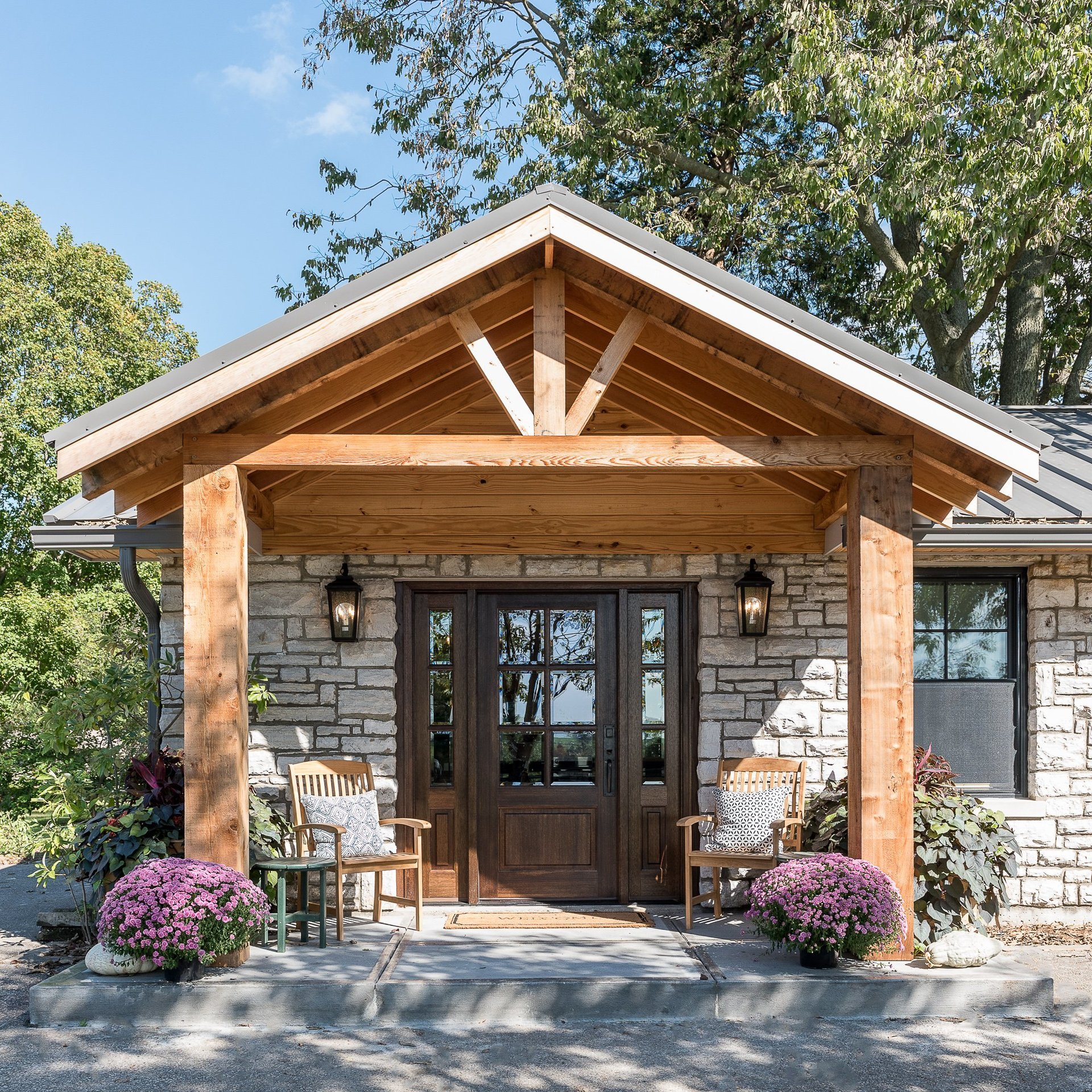 Outdoor Construction Projects From Lexington, KY