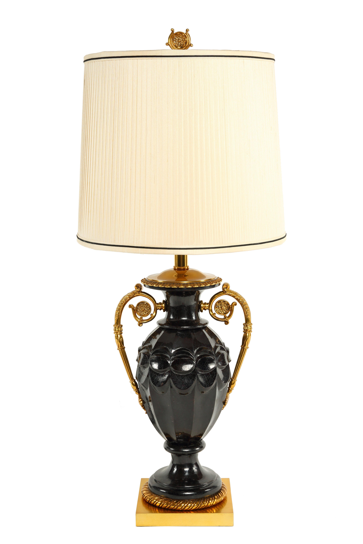 vintage custom lamp - Houston TX - The Shade Tree
