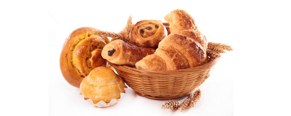 Croissant freschi
