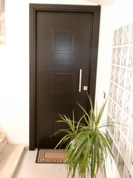 Porta ingresso in legno