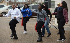 Black Culture Odessa, TX