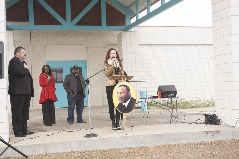Black History Month Odessa, TX