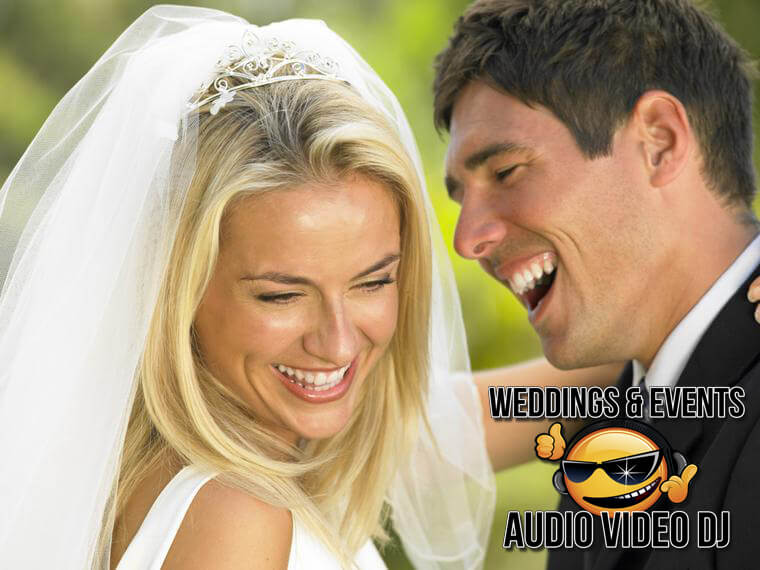 Wedding DJ in Niagara Falls, DJ Services