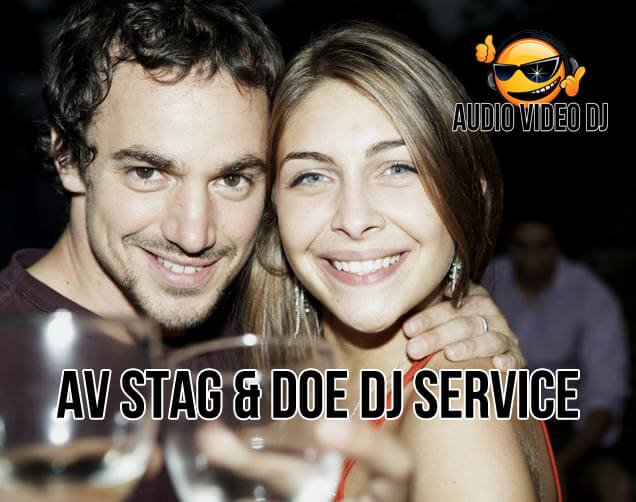 Stag and doe Dj Service Niagara Falls