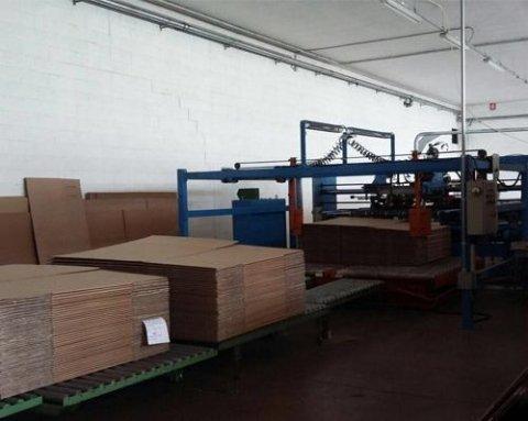 G.P. Imballaggi Cartone - produzione ed attrezzature