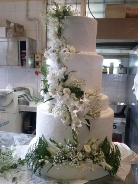 torta per matrimoni