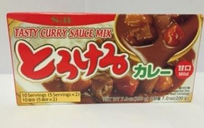 Mix per salsa curry classico