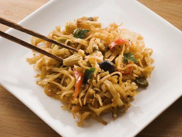 Vendita alimenti orientali