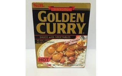 Salsa curry piccante alle verdure