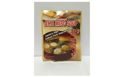 Zuppe di miso giapponesi