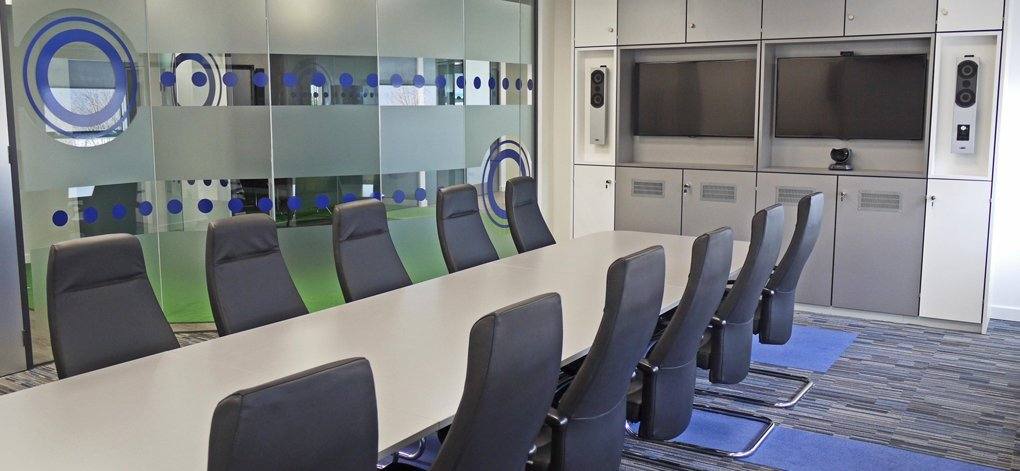 Boardroom categoryoffice interiors locationleicester