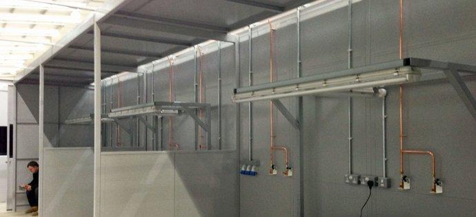 Industrial Interior Design In Derby Amp Nottingham