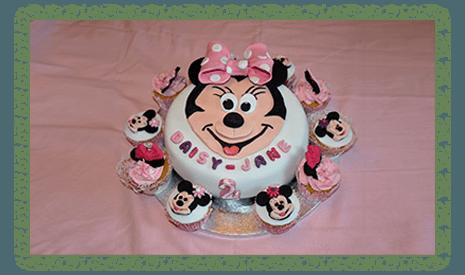 daisy jane mickey mouse cake
