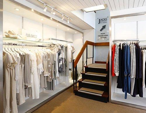 Clothing boutique in harborough