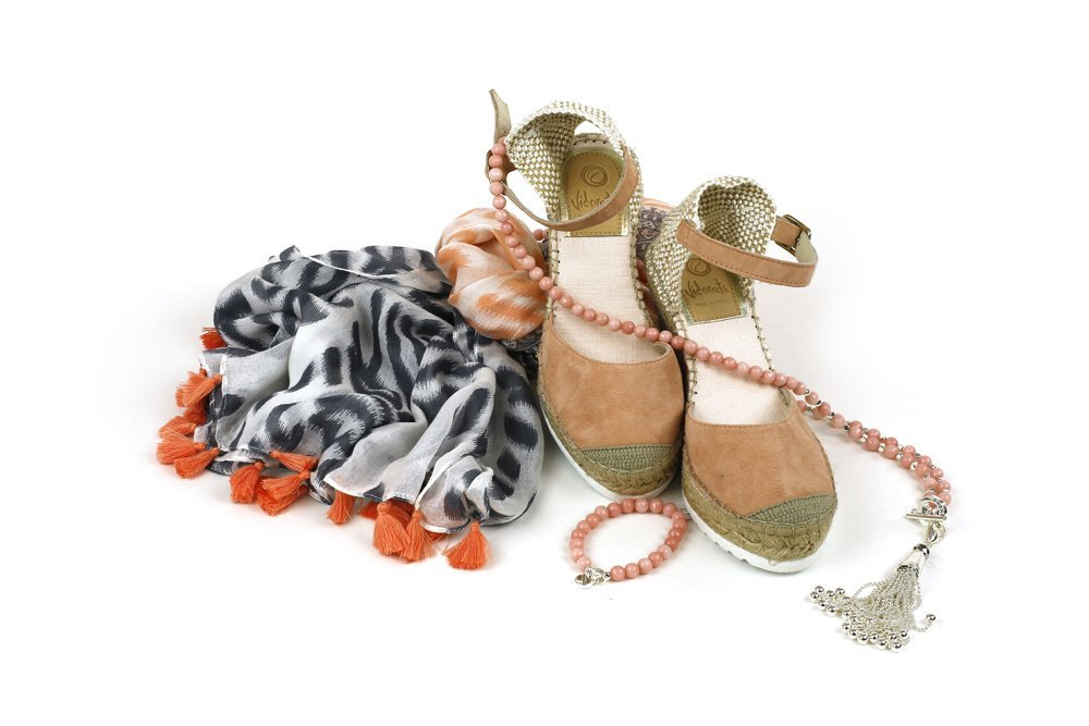 View of women footwear available in the store at harborough