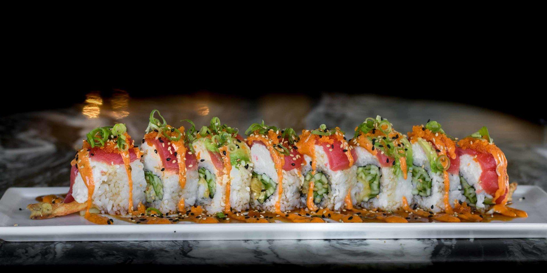 Sushi Yama | Sushi & Japanese Restaurant Menu