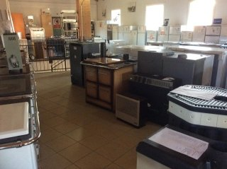 vendita frigoriferi