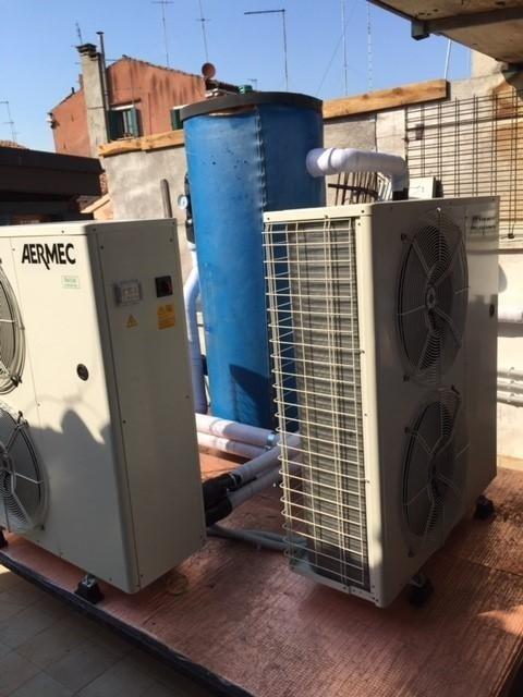 impianto di climatizzazione