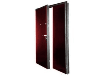 porta blindata 2 ante