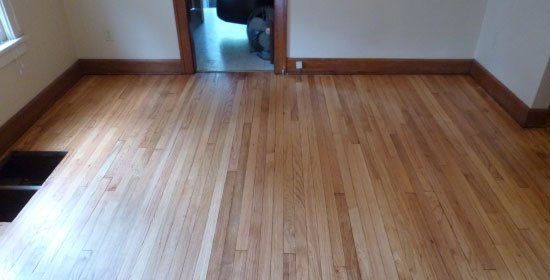 Sandman Wood Floor Refinishing Cleveland Oh Refinished