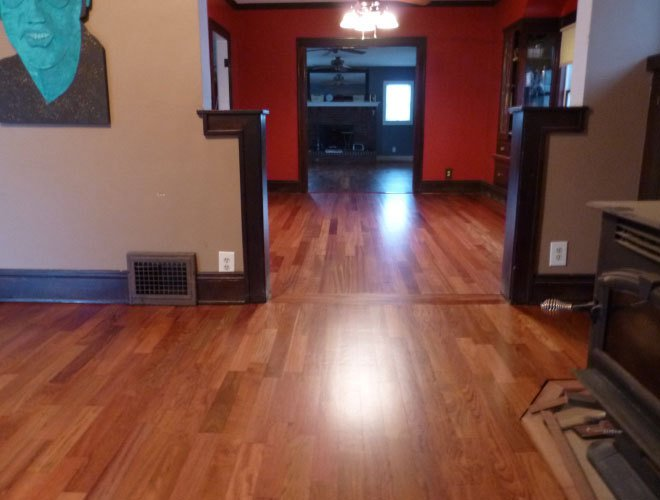 refinishing hardwood floors cleveland oh