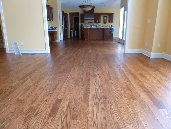 Sandman wood floor refinishing cleveland oh wood floor for Wood floor refinishing