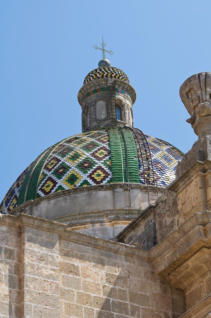 cupola con mosaici