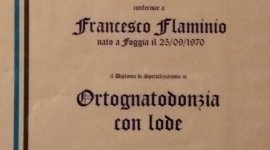 Diploma in Ortodonzia