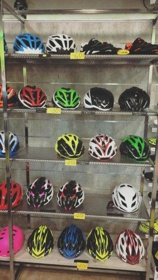 caschi ciclismo in offerta