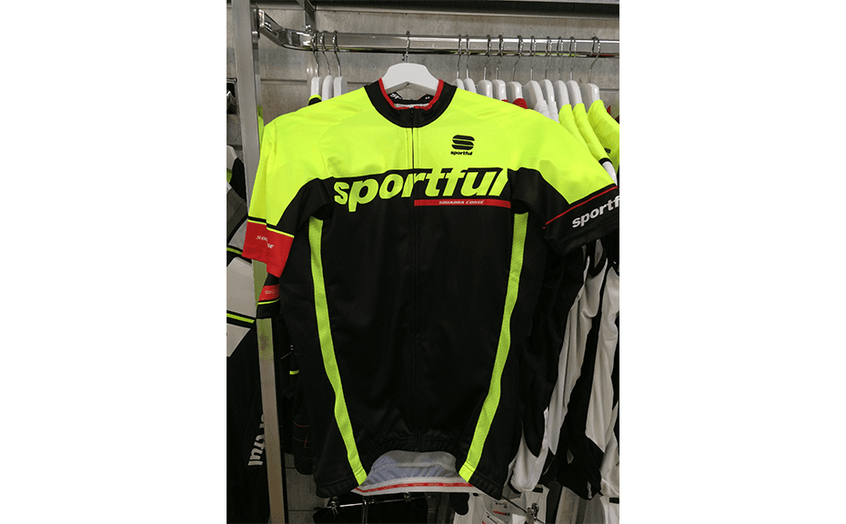 abbigliamento per il ciclismo