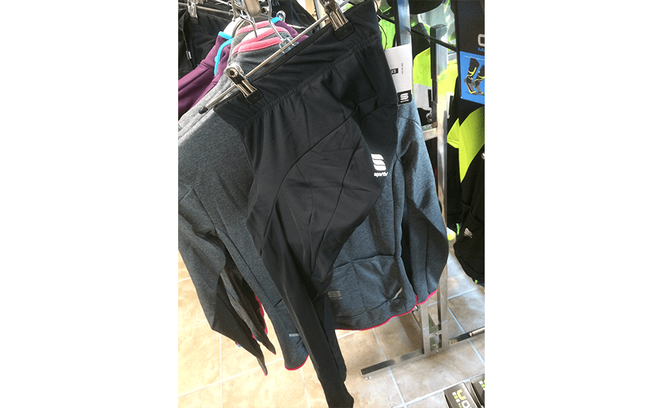 abbigliamento per ciclisti