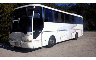 autobus per trasfert