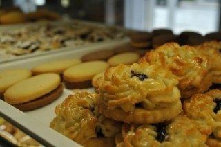 biscotti, prodotti con il caramello, prodotti senza glutine