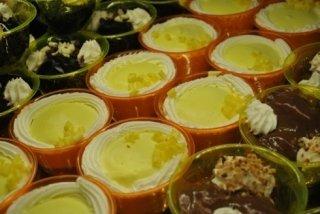 tortini vari, mascarpone, prodotti a base di limone