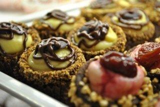 dolci pieni di gusto, calorie, dolci con ripieni di crema