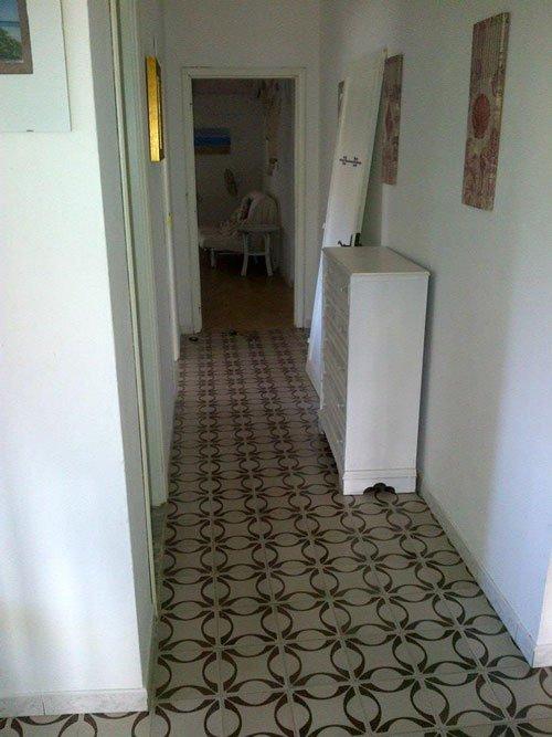 un corridoio di una casa